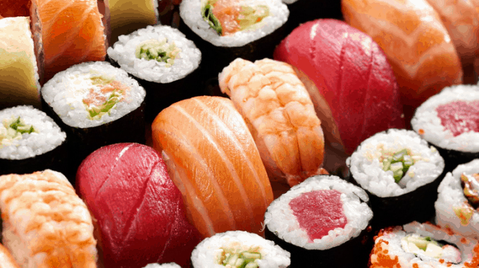 Langer Leven? Eet Meer Sushi!