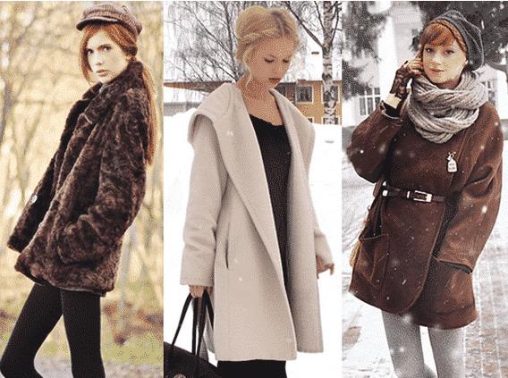 Vrouwelijke Winterjas.De Perfecte Winterjas Voor Ieder Figuur Mooi Verouderen