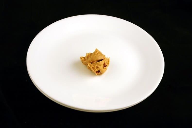 200 kcal - pindakaas