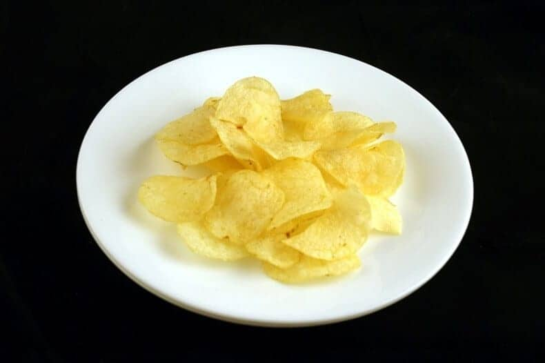 200kcal - chips
