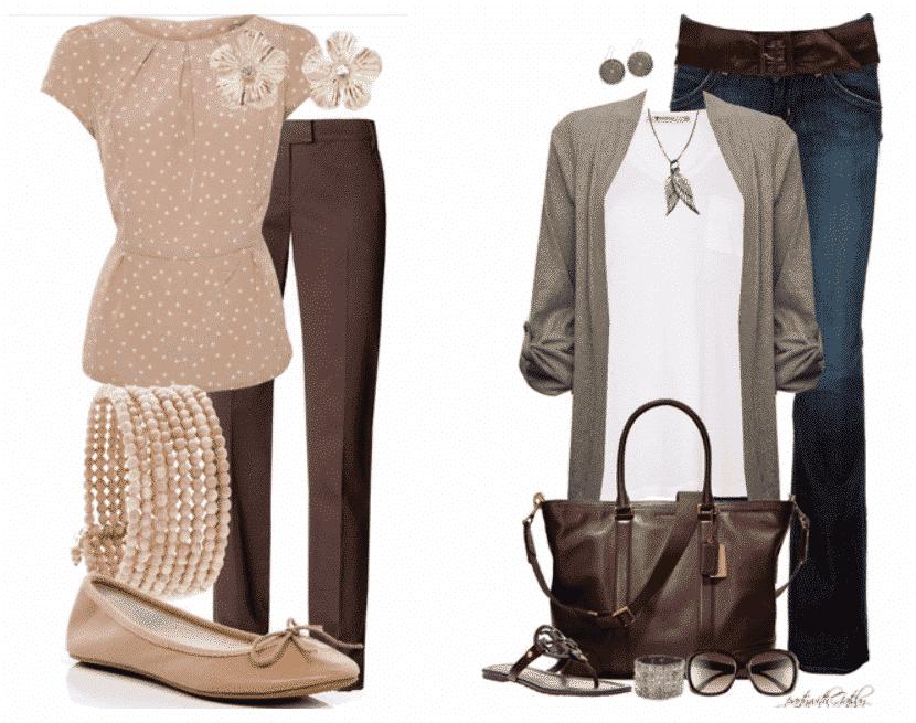 Beroemd 7 tips voor een vlotte 50+ kledingstijl - Mooi Verouderen &OO45