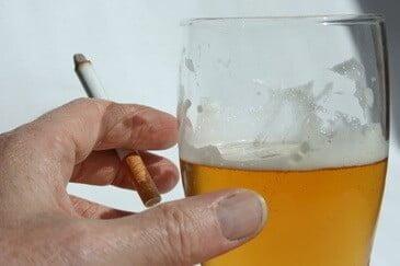 Alcohol slecht voor darmen