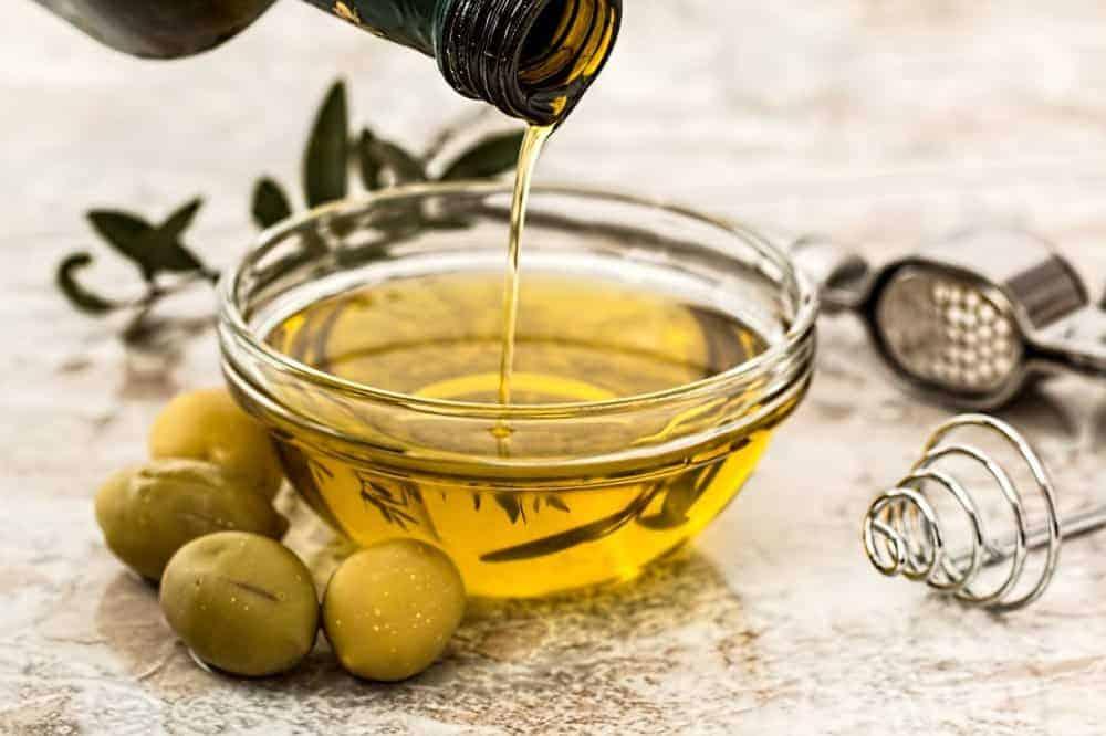 lever reinigen met citroen en olijfolie