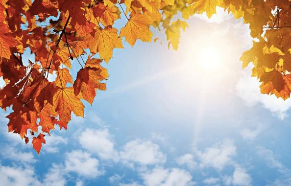 Is Zonbescherming In De Herfst Nog Nodig?